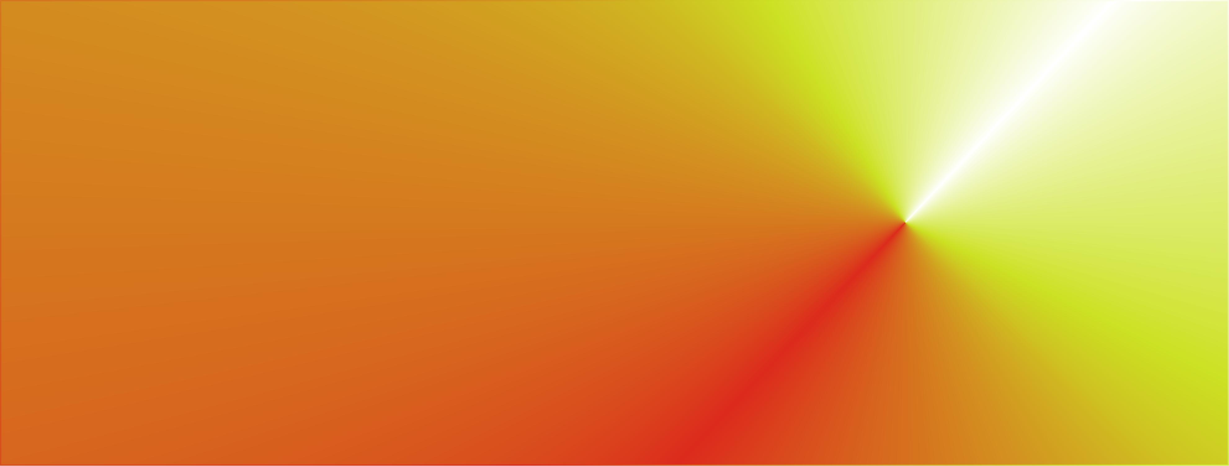 Orangish-Sun-Burst-Banner
